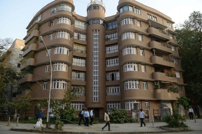 Mumbai's Iconic Art Deco Buildings Were Made to Conquer Disease